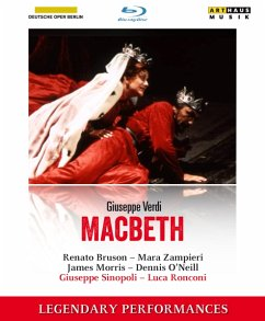 Macbeth - Bruson/Zampieri/Morris/O'Neil/Sinopoli/+