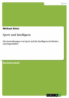 Sport und Intelligenz (eBook, ePUB)