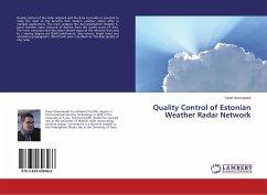 Quality Control of Estonian Weather Radar Network - Voormansik, Tanel