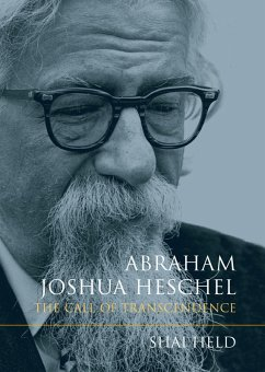 Abraham Joshua Heschel (eBook, ePUB) - Held, Shai