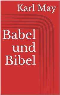 Karl May Babel und Bibel (eBook, ePUB)
