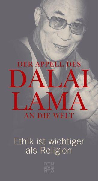 Der Appell des Dalai Lama an die Welt (eBook, ePUB) - Dalai Lama