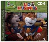 Leo Lausemaus Bd.4 (Audio-CD)