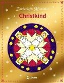 Christkind / Zauberhafte Mandalas (Mängelexemplar)
