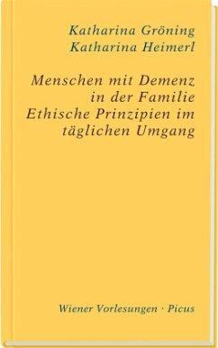 Menschen mit Demenz in der Familie (Mängelexemplar) - Gröning, Katharina; Heimerl, Katharina