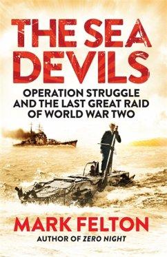 The Sea Devils (eBook, ePUB) - Felton, Mark