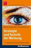 Strategie und Technik der Werbung (eBook, PDF)