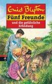 Fünf Freunde und die gefährliche Erfindung / Fünf Freunde Bd.39 (Mängelexemplar)