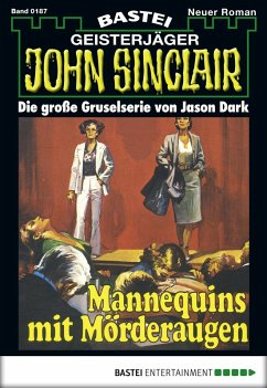 John Sinclair - Folge 0187 (eBook, ePUB)