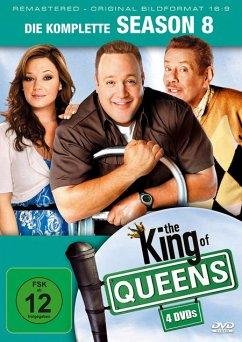 King of Queens - Staffel 8 DVD-Box