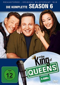 King of Queens - Staffel 6 DVD-Box