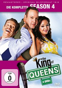 King of Queens - Season 4 DVD-Box