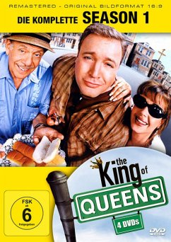 King of Queens - Staffel 1 DVD-Box