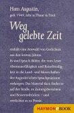 Weggelebte Zeit (eBook, ePUB)