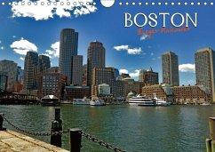 Boston - Ewiger Kalender (Wandkalender immerwährend DIN A4 quer)