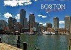 Boston - Ewiger Kalender (Wandkalender immerwährend DIN A2 quer)