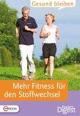 Gesund bleiben - Mehr Fitness für den Stoffwechsel (eBook, ePUB)