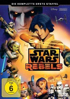 STAR WARS REBELS - Staffel 1 DVD-Box