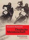 Deutsche Meisterschaft (eBook, ePUB)