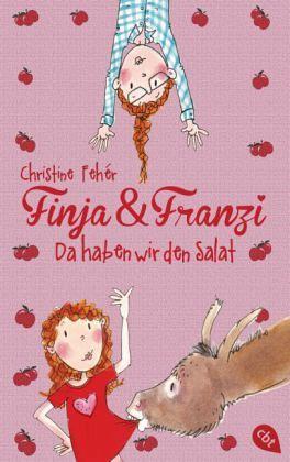 Buch-Reihe Finja & Franzi von Christine Fehér