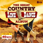 The Great Country Line Dance Album 40 Hits