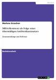 MRSA-Resistenz als Folge eines übermäßigen Antibiotikaeinsatzes