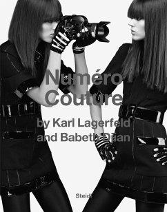 Numéro Couture by Karl Lagerfeld - Lagerfeld, Karl; Djian, Babeth