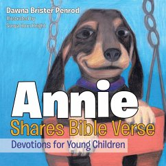 Annie Shares Bible Verse: Devotions for Young Children