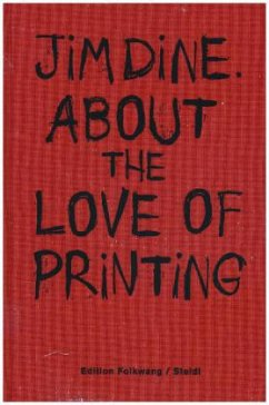 About the love of printing
