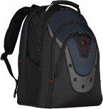 Wenger Ibex 17 bis 43,90 cm Laptop Rucksack schwarz / blau