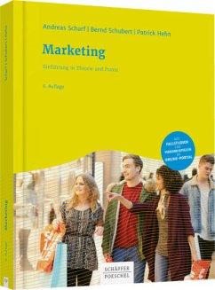 Marketing - Scharf, Andreas; Schubert, Bernd; Hehn, Patrick