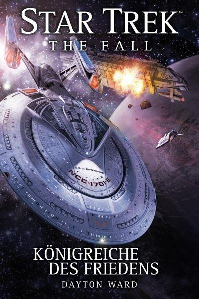Buch-Reihe Star Trek - The Fall