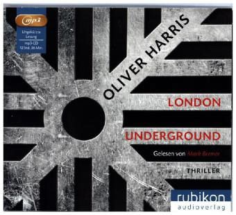 London Underground / Nick Belsey Bd.2 (Audio-CD) - Harris, Oliver