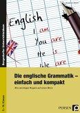 Die englische Grammatik - einfach und kompakt
