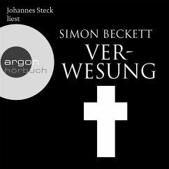 Verwesung / David Hunter Bd.4 (MP3-Download) - Beckett, Simon