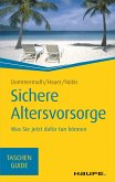 Sichere Altersvorsorge (eBook, PDF)
