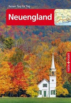 Neuengland - VISTA POINT Reiseführer Reisen Tag für Tag (eBook, ePUB) - Glaser, Hannah