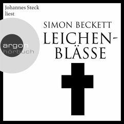 Leichenblässe / David Hunter Bd.3 (MP3-Download) - Beckett, Simon