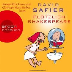 Plötzlich Shakespeare (MP3-Download) - Safier, David