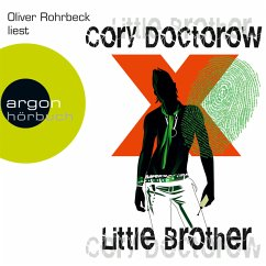 Little Brother (MP3-Download) - Doctorow, Cory