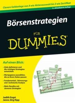 Börsenstrategien für Dummies (eBook, ePUB)