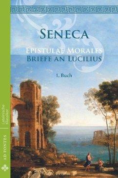 Briefe an Lucilius / Epistulae morales (Deutsch) - Seneca, Lucius Annaeus