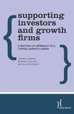 Supporting Investors and Growth Firms - Aubrey, Thomas; Thillaye, Renaud; Reed, Alastair