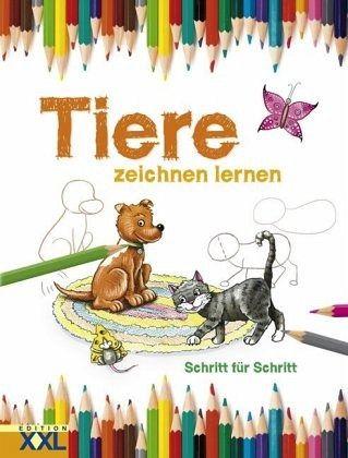 Tiere Zeichnen Lernen Portofrei Bei Bücherde Bestellen