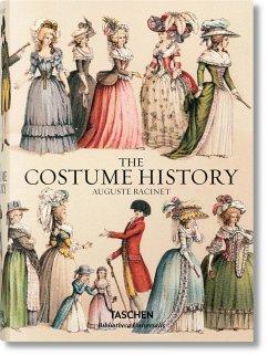 Racinet. Kostümgeschichte - Racinet, Auguste; Tétart-Vittu, Françoise