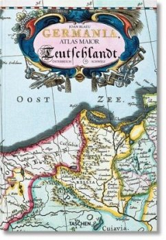 Atlas Maior. Germania - Deutschland