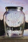 All We Left Behind (eBook, ePUB)