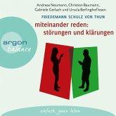 Miteinander reden, Teil 1: Störungen und Klärungen - Die Psychologie der Kommunikation (MP3-Download)