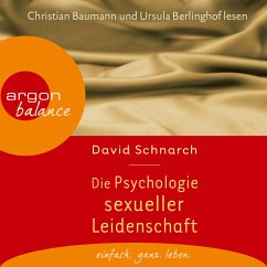 Die Psychologie sexueller Leidenschaft (MP3-Download) - Schnarch, David