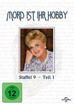 Mord ist ihr Hobby - Staffel 9.1 DVD-Box - Angela Lansbury